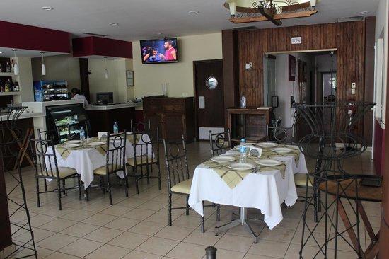 Hotel El Rancho: Restaurante El Pesebre