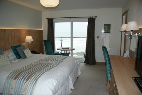 Fistral Beach Hotel and Spa : Very Comfortable Room
