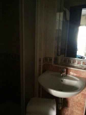 Hotel Locanda Salieri: Baño