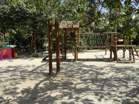 Hotel Fazenda Sol e Lua: parquinho
