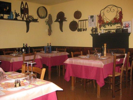 Albergo Ristorante Monte Piella: Dining Room