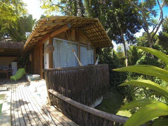 Soleluna Casa Pousada : Mini Spa - Vista do Bangalô 5