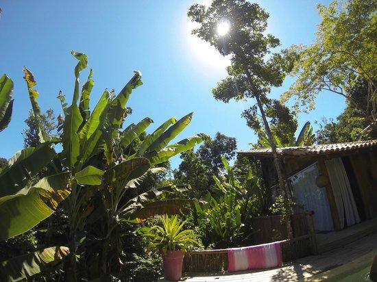 Soleluna Casa Pousada : Vista do Mini Spa Bangalô 6