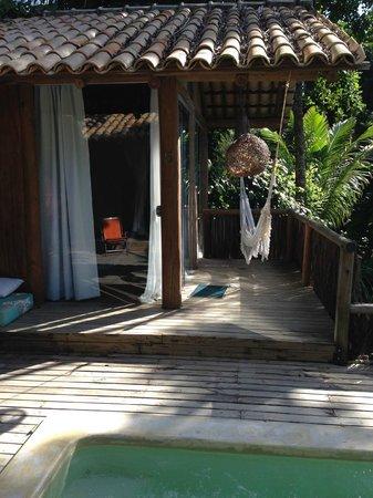 Soleluna Casa Pousada : Bangalô mini spa 5
