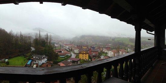 La Cepada Hotel: Nublado con encanto