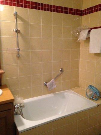 Maeva Résidence Les Chalets de Valmorel : The bath tub