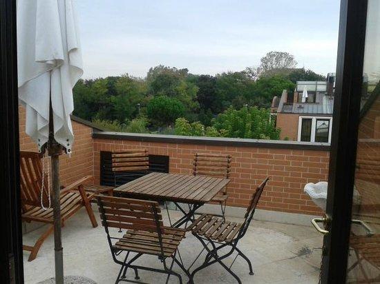 Le Ville del Lido Suite Residence: roof terrace