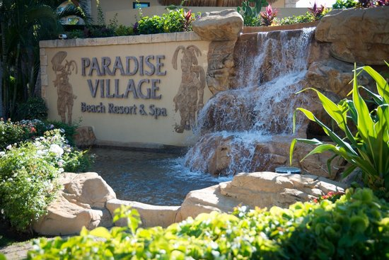 Paradise Village Beach Resort & Spa: Welcome to Paradise