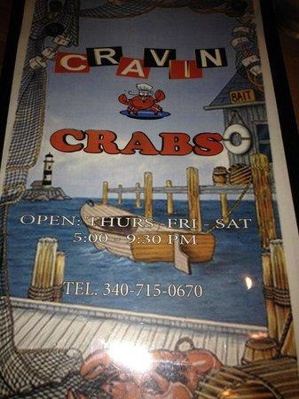 Cravin' crabs