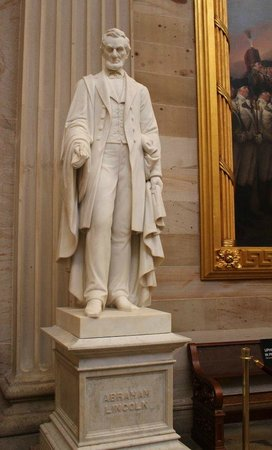 U.S. Capitol: Abraham Lincoln