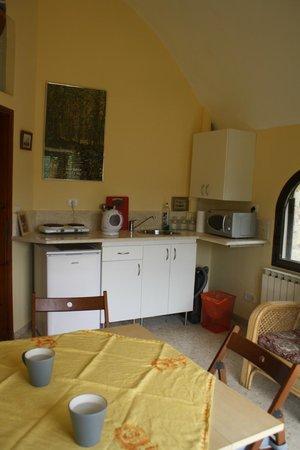 Cactus Tzimmer: kitchenette