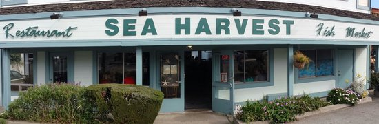 Sea Harvest Fish Market & Restaurant : Ingresso