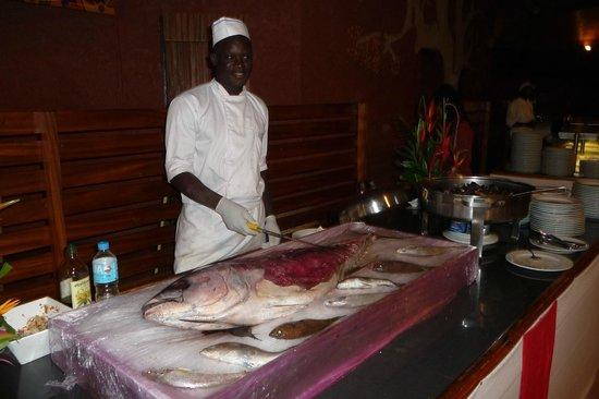 Royal Horizon Baobab : buffet