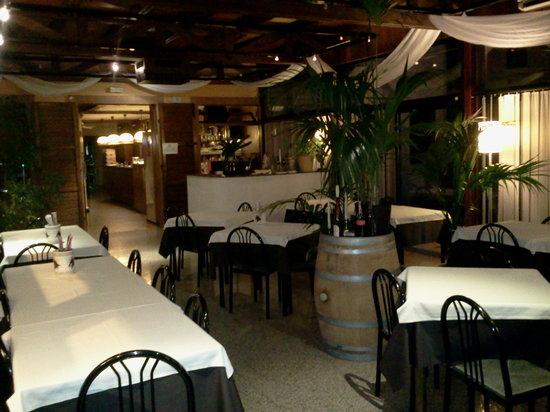 Hotel Milano: veranda