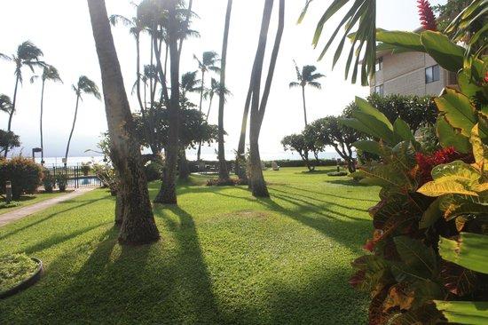 Kanai A Nalu Condominium Resort: Beautiful view