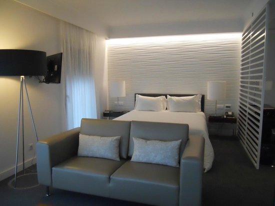 Olissippo Saldanha: superior double room
