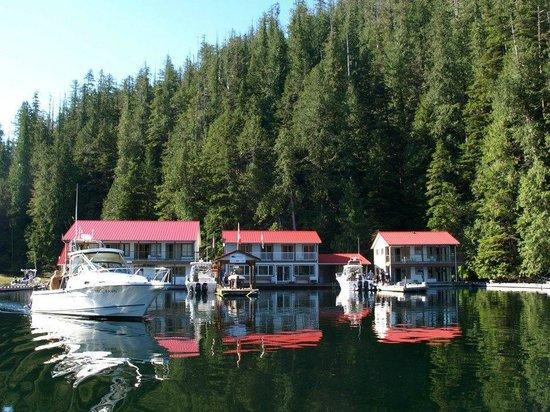 Nootka Marine Adventures: Nootka Sound Resort