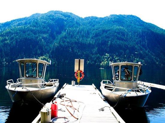 Nootka Marine Adventures: Rental Boats