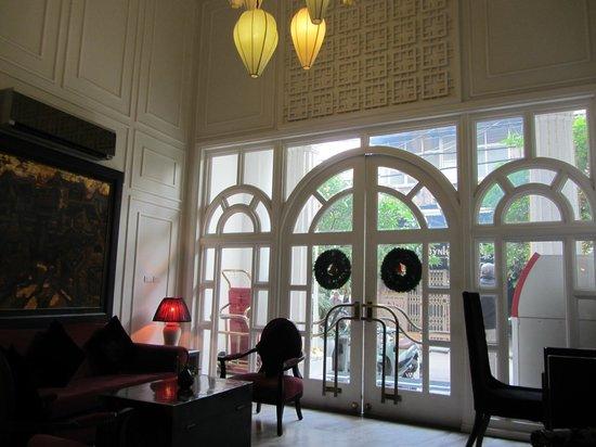Hanoi Boutique Hotel: Entrance