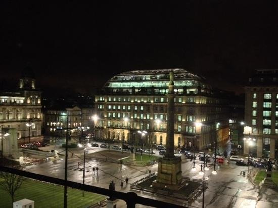 Millennium Hotel Glasgow : view from room 412