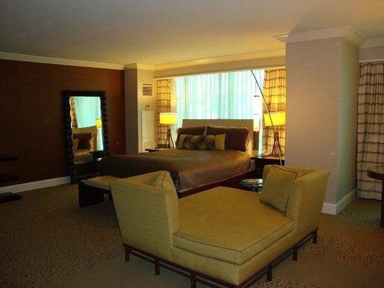 Mandalay Bay Resort & Casino: Bedroom