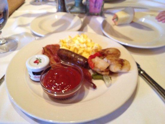 Sheraton Pasadena: Breakfast