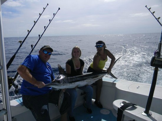 Matador Sport Fishing Charters: White Marlin- My First Ever
