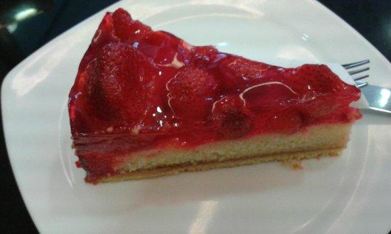 Boutique Relieve: tarta de fresa