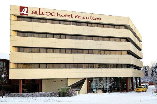 Alex Hotel & Suites: exterior