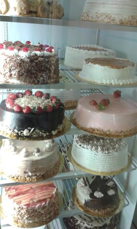 Boutique Relieve: tartas