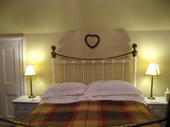 An Grianan: One of the bedrooms
