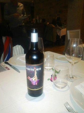La Fragua - Alabarda: El vino en Alabarda