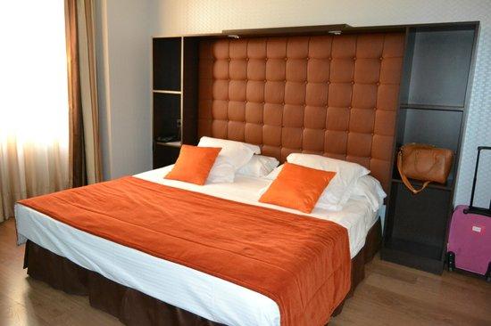 Hotel La Casa de la Trinidad: Cama
