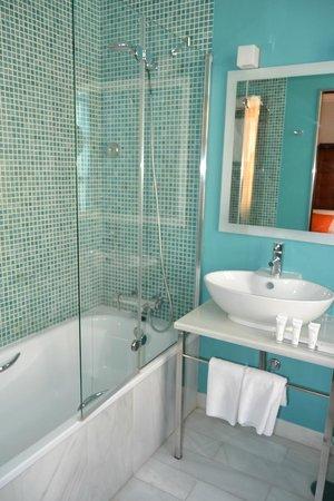 Hotel La Casa de la Trinidad: Baño