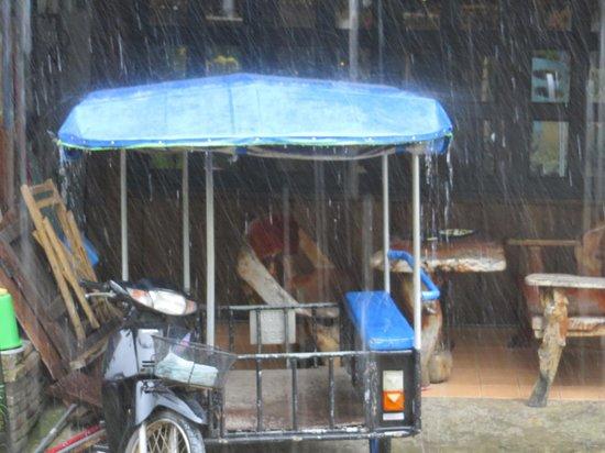 The Irish Rover: When it rains it pours!
