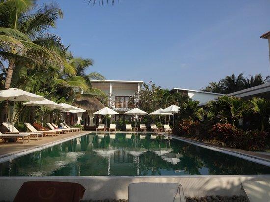 Villa Aria Muine : утром