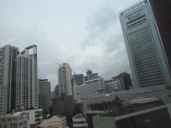 Orchard Grand Court: great city view from the room