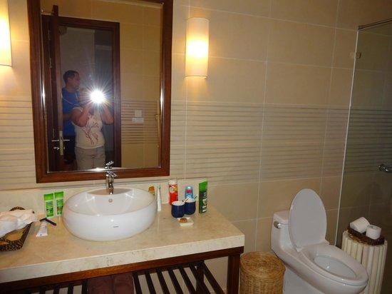 Villa Aria Muine : душ
