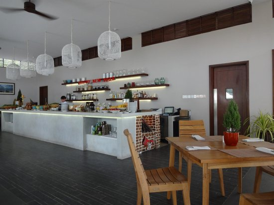 Villa Aria Muine : ресторан