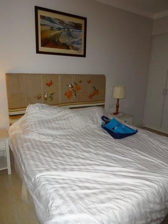 Villa Aria Muine : спальня