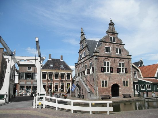 "Holland Personal Tour Guide: Town hall ""De Rijp"""
