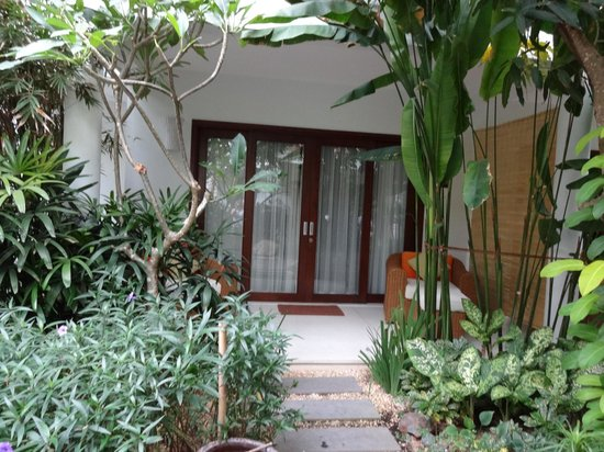 Villa Aria Muine: тенек