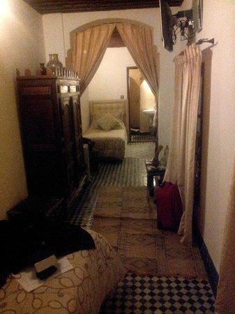 Ryad Alya : habitación ourzarzate