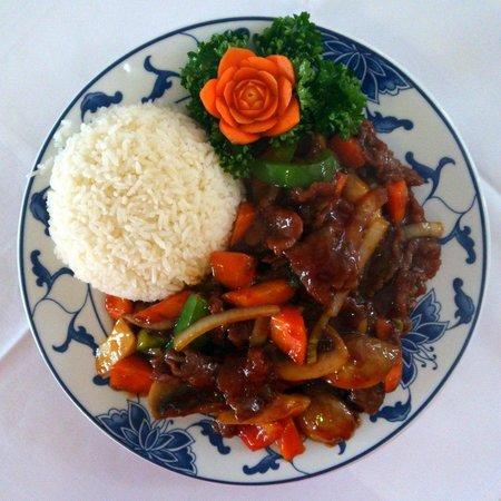 Tao Tao: Spicy Beef & Vegetables