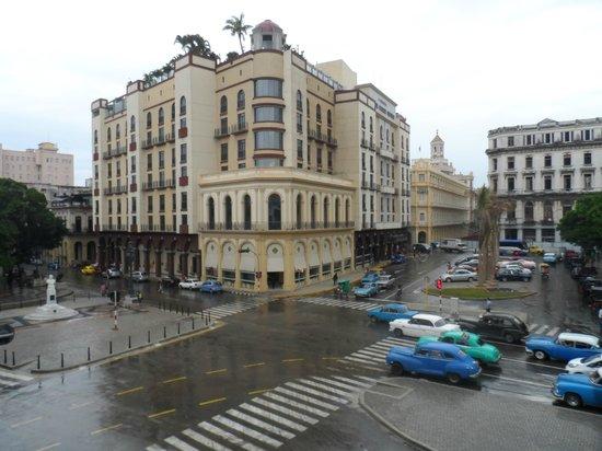Hotel Telegrafo: Hotel neighborhood