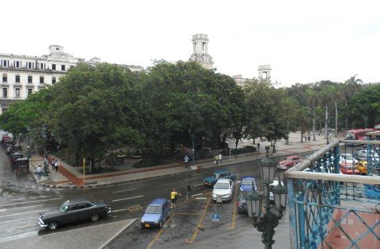 Hotel Telegrafo: Parque Central