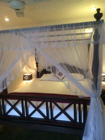 Ridee Villa: deluxe bedroom