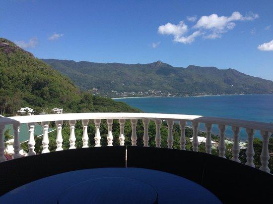 Petit Amour Villa: La vue depuis la chambre