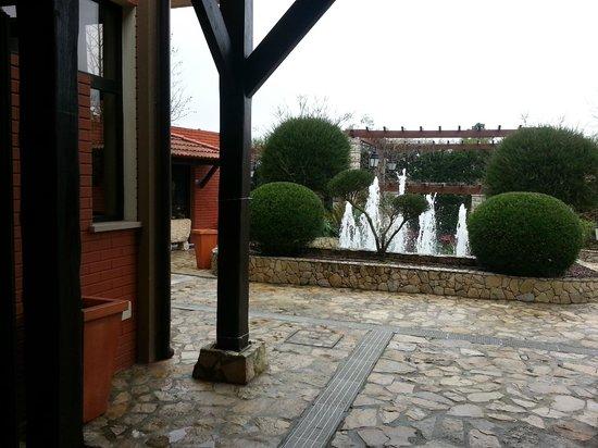 O Casarao: relaxing garden