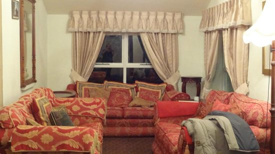 Nent Hall Country House Hotel: The second lounge